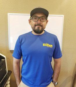 Ramiro Reyes, Master Electrician
